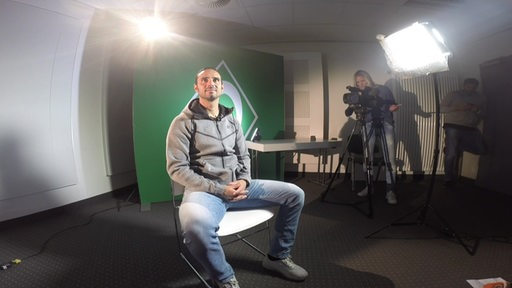 Alexander Nouri Interviewsituation