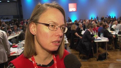 Bremens SPD-Chefin Sascha Aulepp