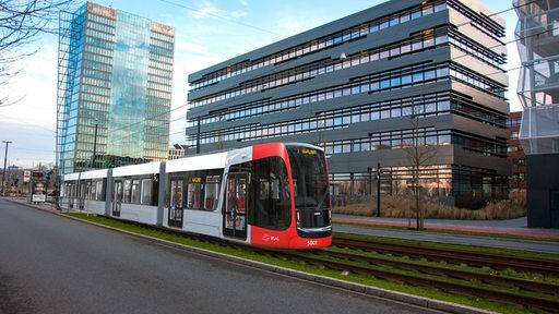 Neue Straßenbahn