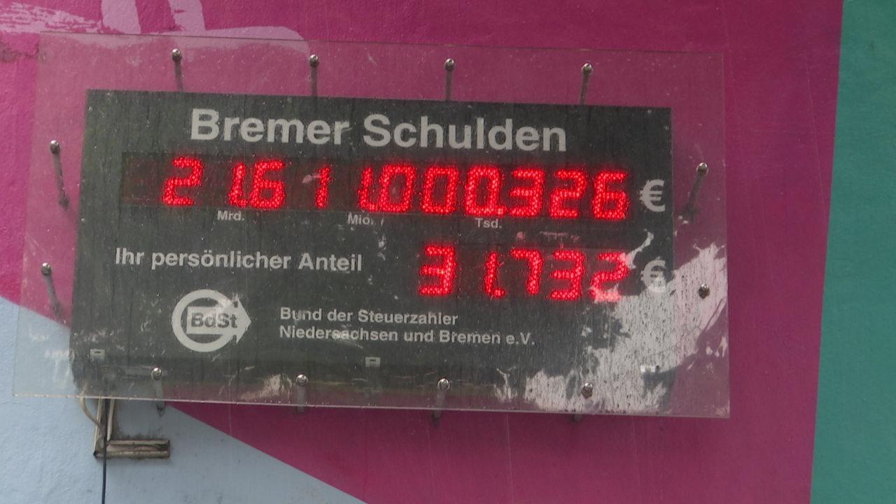 Schulden deutschland live