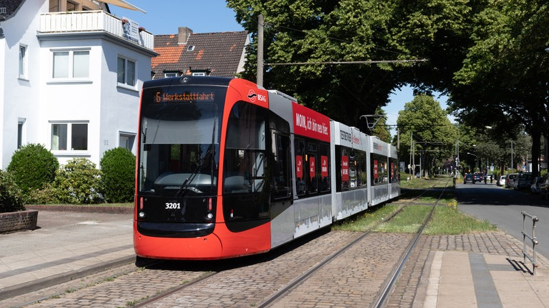 Neue Bremer Straßenbahn: Was kann das Nordlicht der BSAG