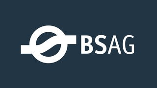 Screenshot der Homepage bsag.de