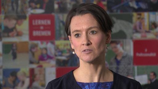 Die Bildungssenatorin Claudia Bogendan im Interview.