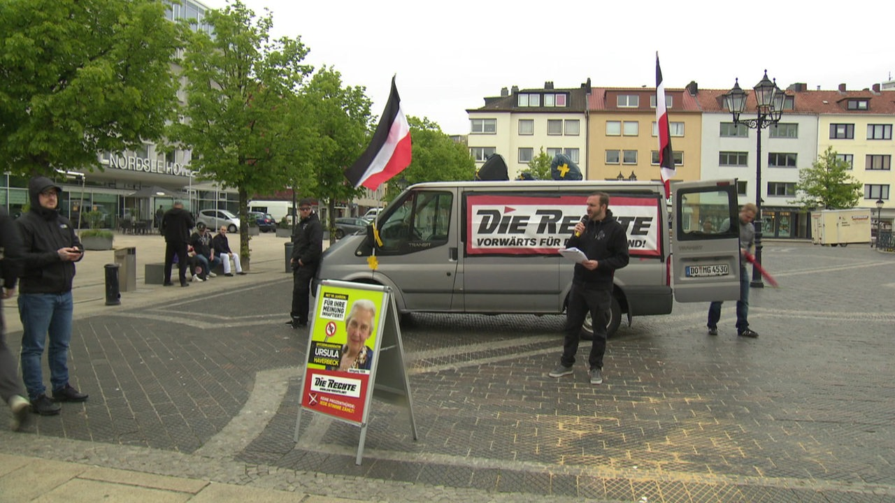 Spurensuche: Wie stark sind die Rechten in Bremerhaven