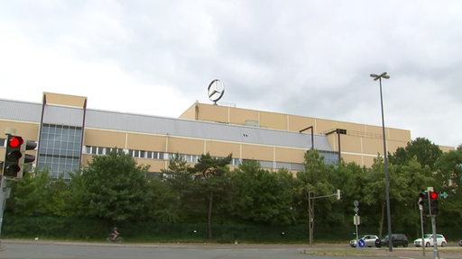 Mercedes-Benz Werk in Hemelingen