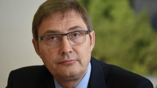 Dierk Schittkowski, Leiter des Bremer Verfassungsschutzes