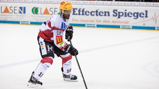 Maxime Fortunes von den Fischtown Pinguins