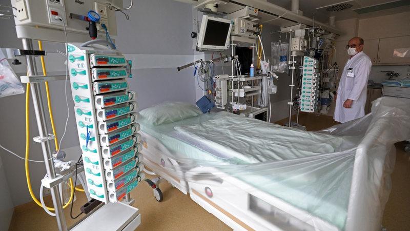 So bereiten sich Bremens Kliniken auf mehr Corona-Patienten vor - buten un  binnen