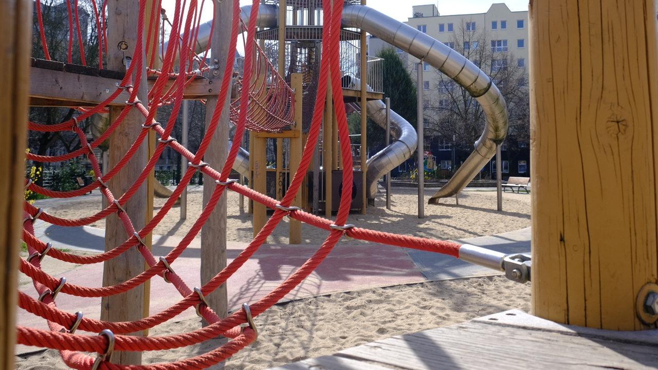 Messer Spielplatz Bremen