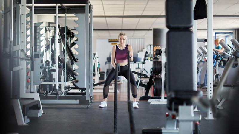 Fitnessstudio Auflagen