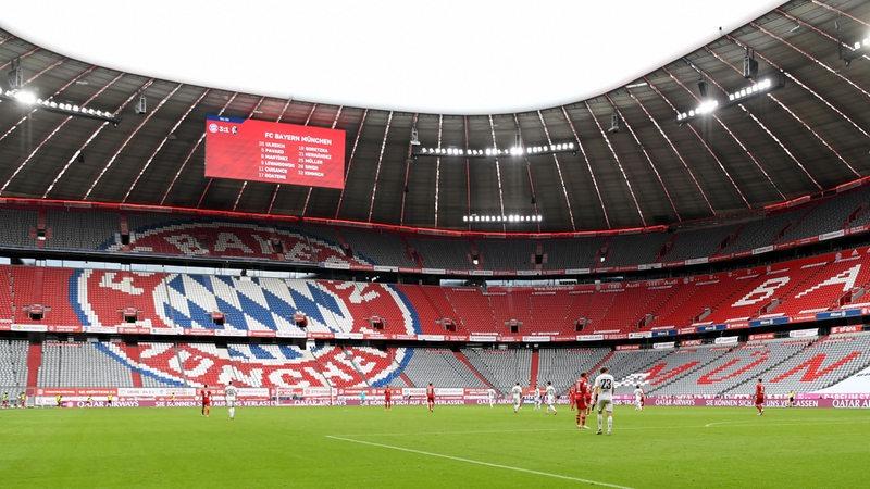 Corona-Krise: Bundesliga-Auftakt FC Bayern gegen Schalke ohne Zuschauer