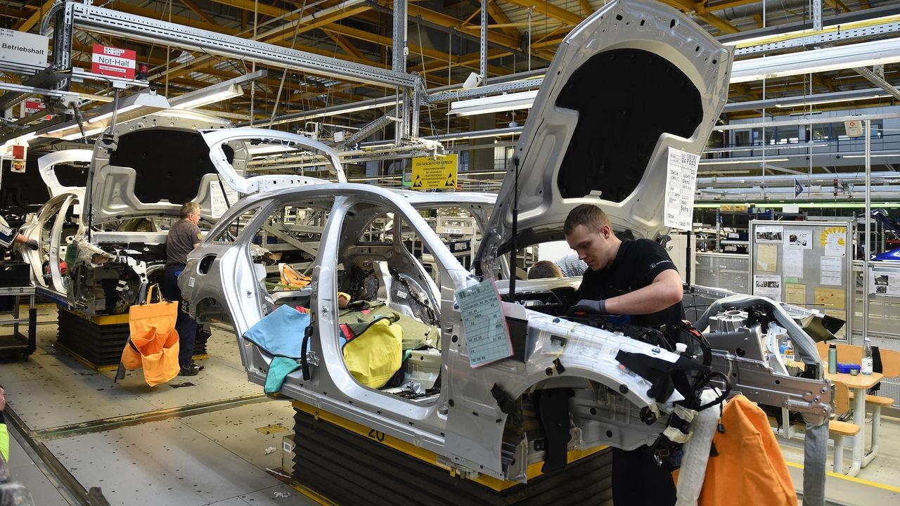Mercedes Benz Kurzarbeit