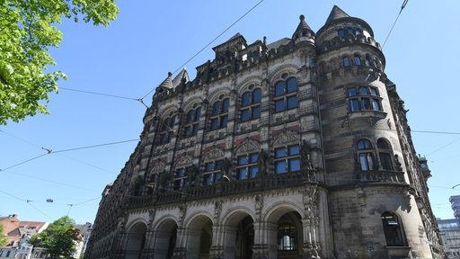 Das Landgericht in Bremen.
