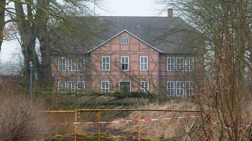 Der Heisenhof in Dörverden war ein Treffpunkt der rechten Szene.