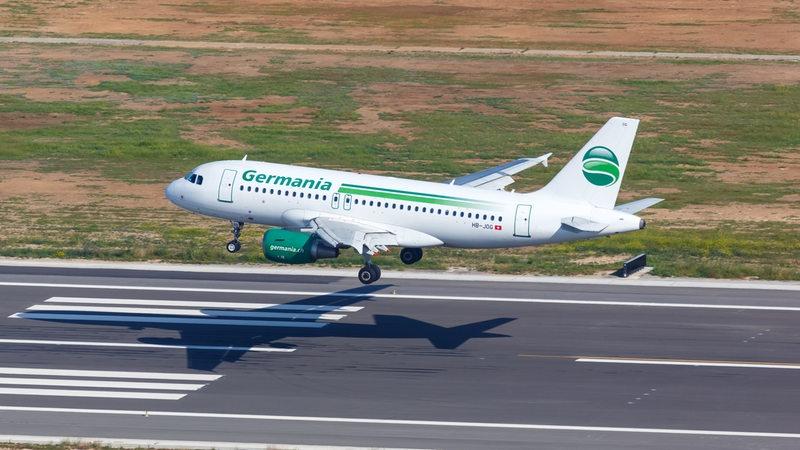 Germania Pleite Flüge In Bremen Gestrichen Buten Un Binnen