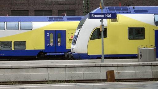 Metronom-Regionalzüge | Radio Bremen/Marcus Behrens