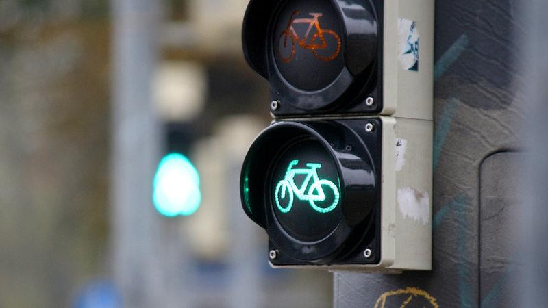 Erste Grüne Welle Für Radfahrer In Bremen Buten Un Binnen