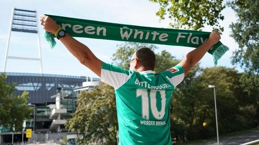 Werder Bremen begeht das erste Heimspiel der Saison mit 8.500 Zuschauern im Weserstadion