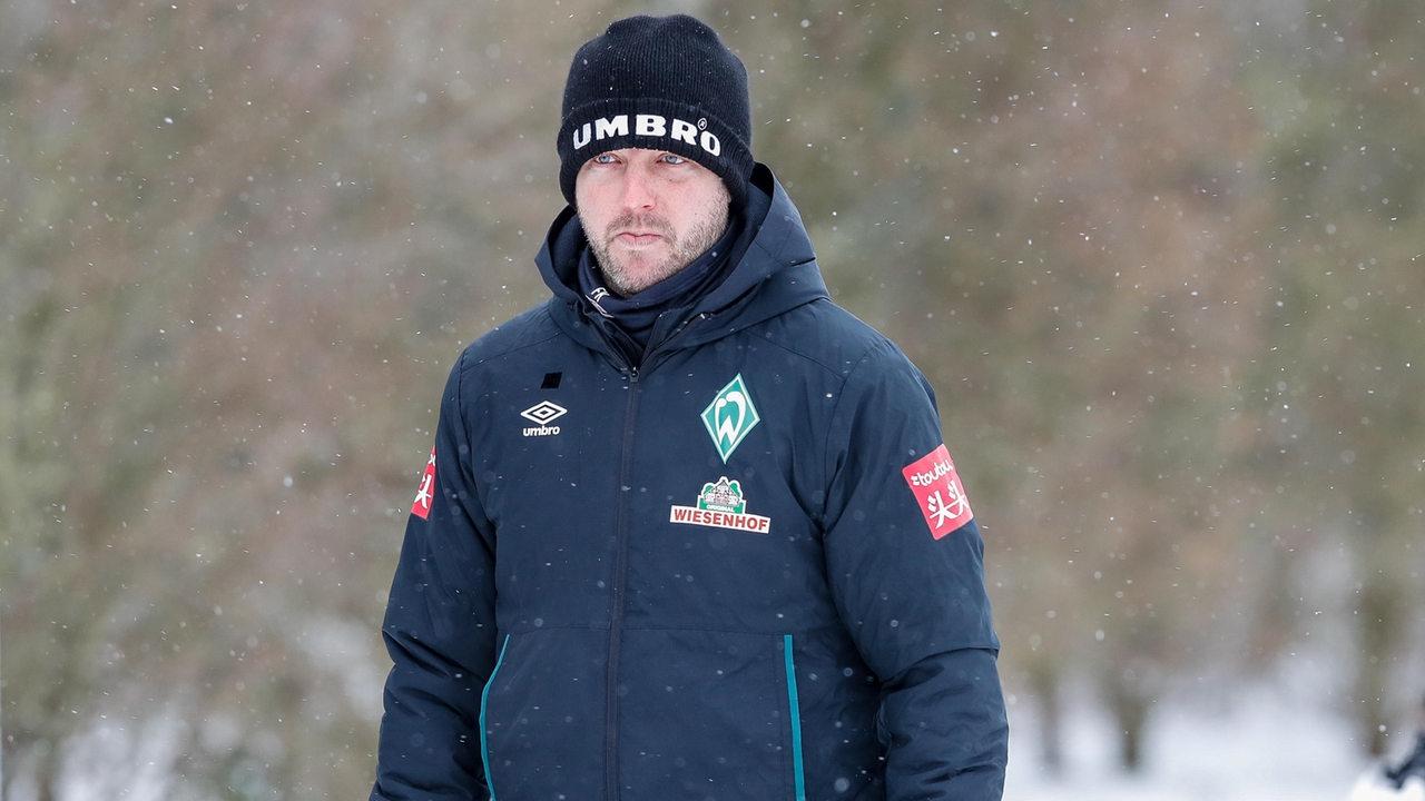 Werder-Fans in Sorge: Wechselt Kohfeldt zu Gladbach? - buten un binnen