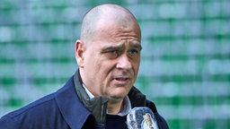 Werders Geschäftsführer Finanzen Klaus Filbry im Interview mit der Sportschau.