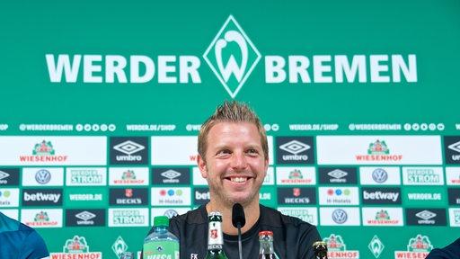 Pressekonferenz bei Werder Bremen