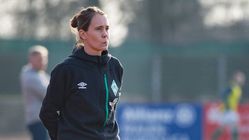 Ex Werder Trainerin Will Mehr Frauenfussball In Der Werbung