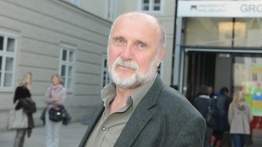 Dzevad Karahasan, der bedeutendste bosnische Autor der Gegenwart