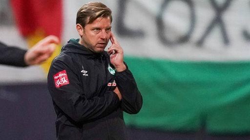 Werder-Trainer Florian Kohfeldt.