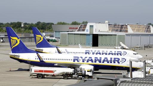Ryanair Flughafen Bremen