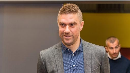 Ivan Klasnic im Gerichtssaal