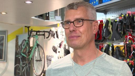 Bernd Wellbrock, Vater von Florian Wellbrock