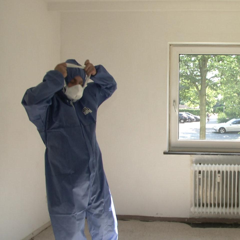 was sie ber asbest wissen sollten buten un binnen. Black Bedroom Furniture Sets. Home Design Ideas