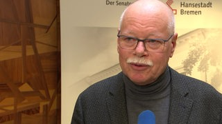 Innensenator Mäurer im Interview.