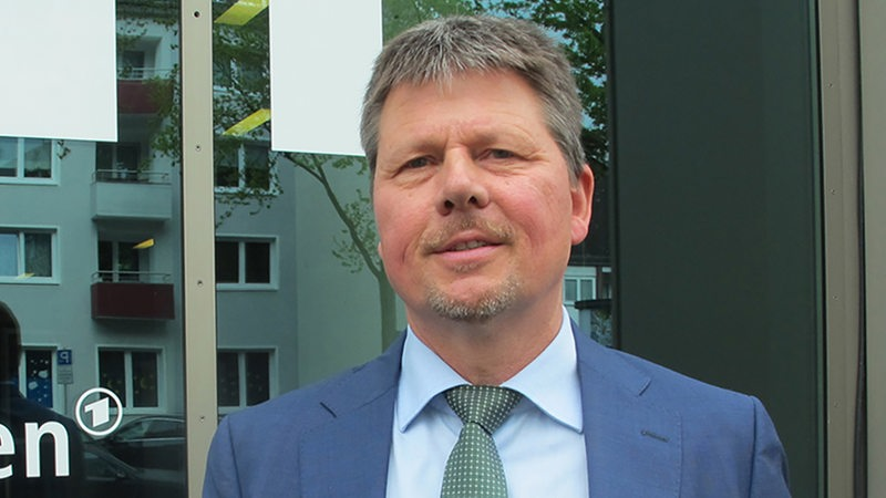 Verkehrssenator Joachim Lohse