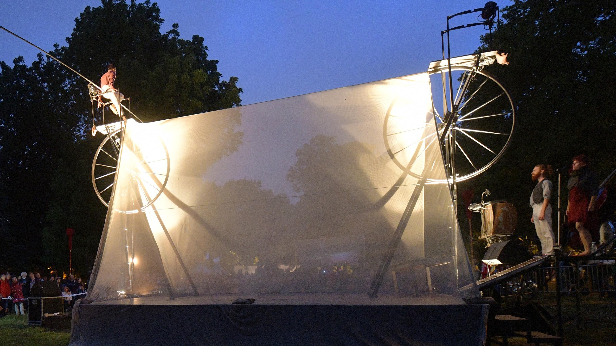 Auf Draht - La Strada-Festival ist eröffnet - buten un binnen
