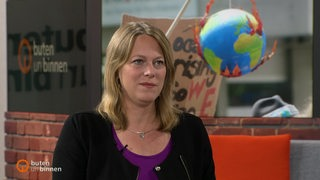Senatorin Maike Schaefer im Interview
