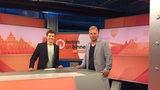 Marco Bode im buten un binnen Sportblitz mit Niko Schleicher