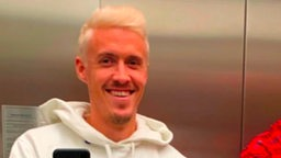 Max Kruse postete bei Instagram seine neue Haarfarbe.