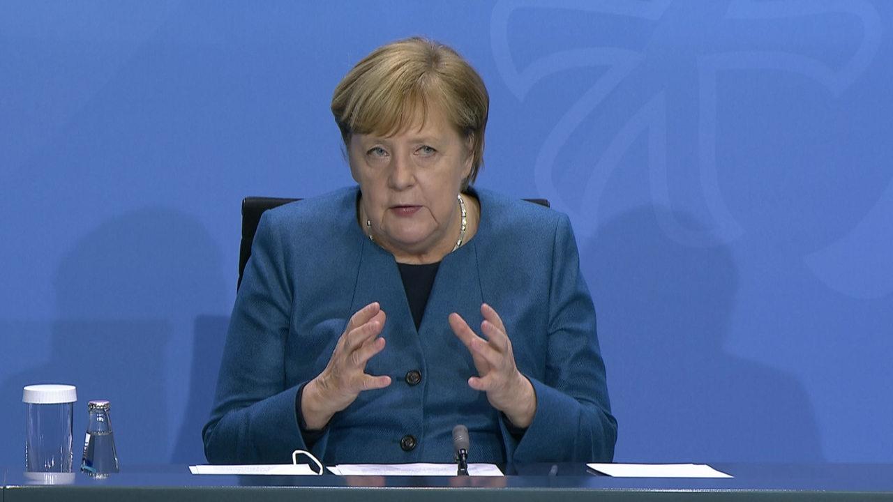 Wann Pressekonferenz Merkel