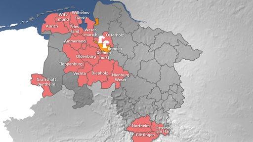 Bundesland Bremen Karte.Darum Importiert Bremen Millionen Tonnen An Müll Buten Un Binnen