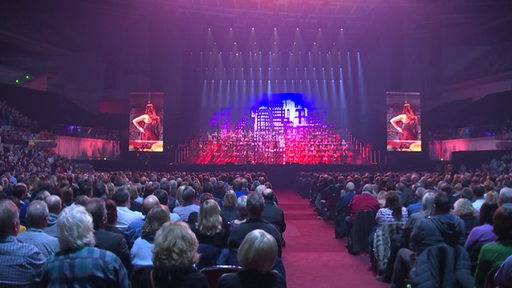 Konzert bei Night of the Proms.