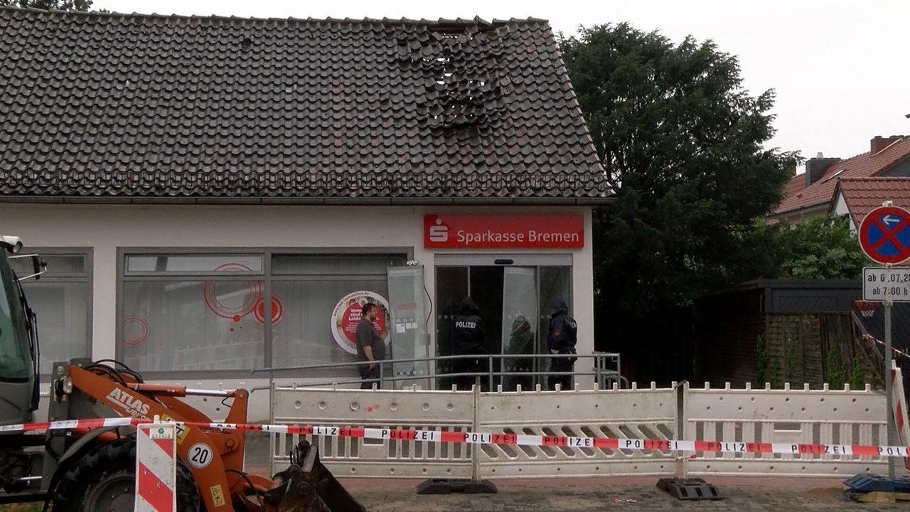Geldautomat Bremen