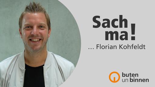 Sach ma!? … Florian Kohfeldt