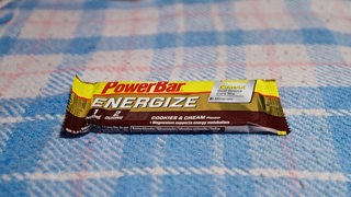 Sixdays-Inventar: Powerbar