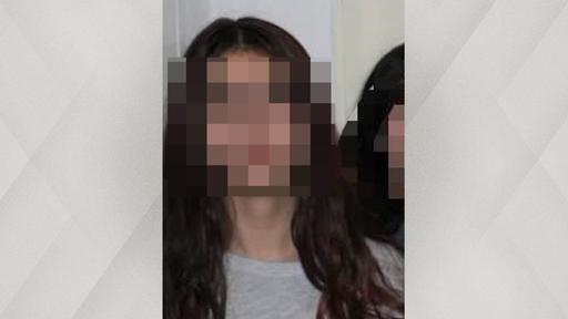 gepixeltes Foto der vermissten 13-jährigen Luciana Behrens