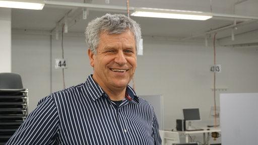 Martin Kesper, Referatsleiter im Wahlamt Bremen