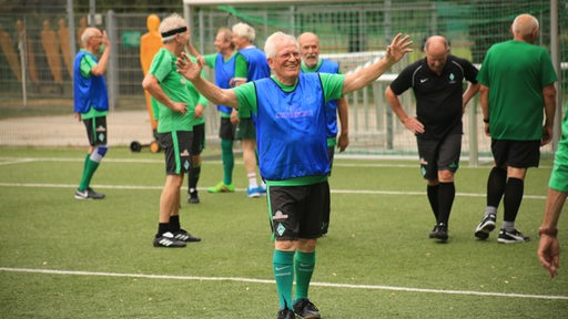 Walking Football Werder Bremen