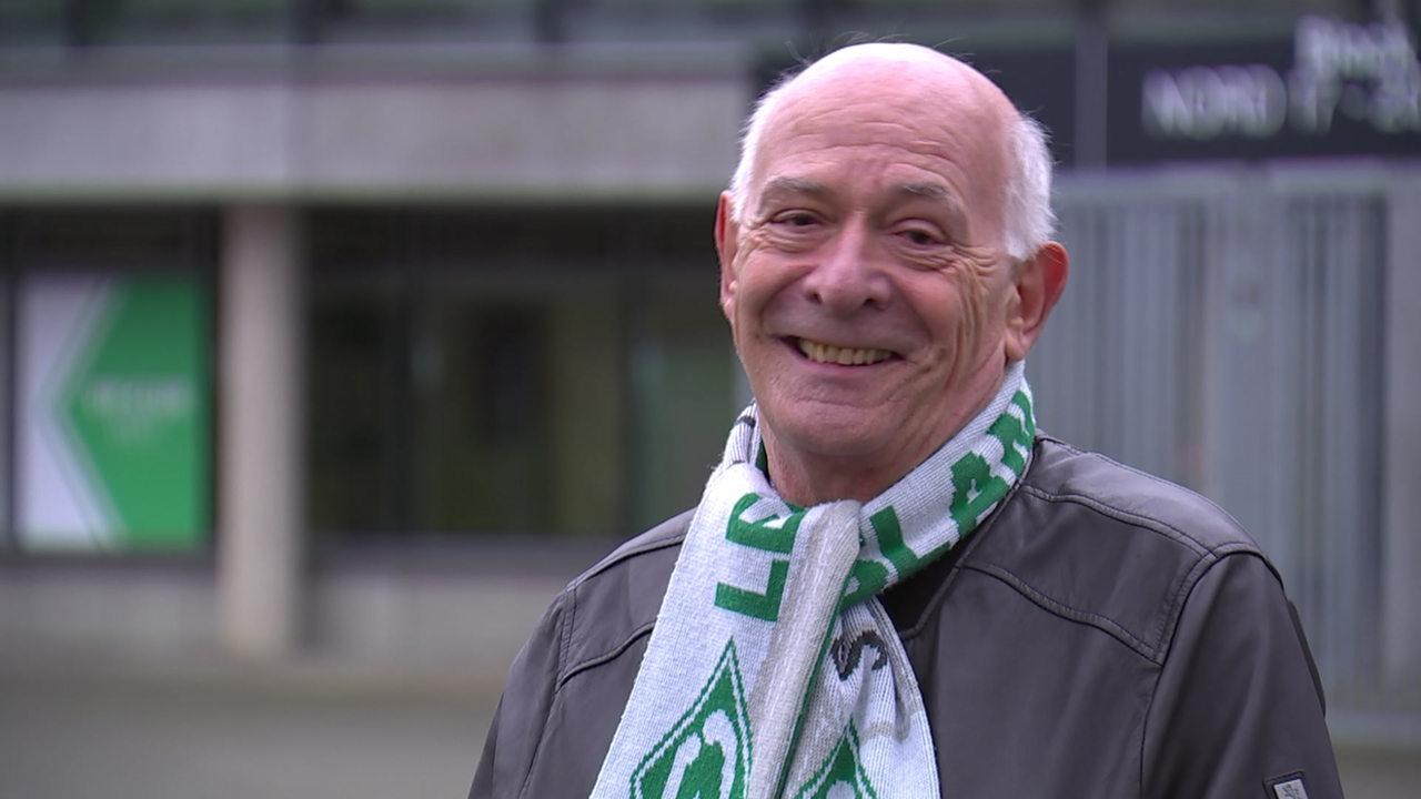 Werder Ehrenprasident Fischer Wird 80 Grun Weisses Blut In Den Adern Buten Un Binnen