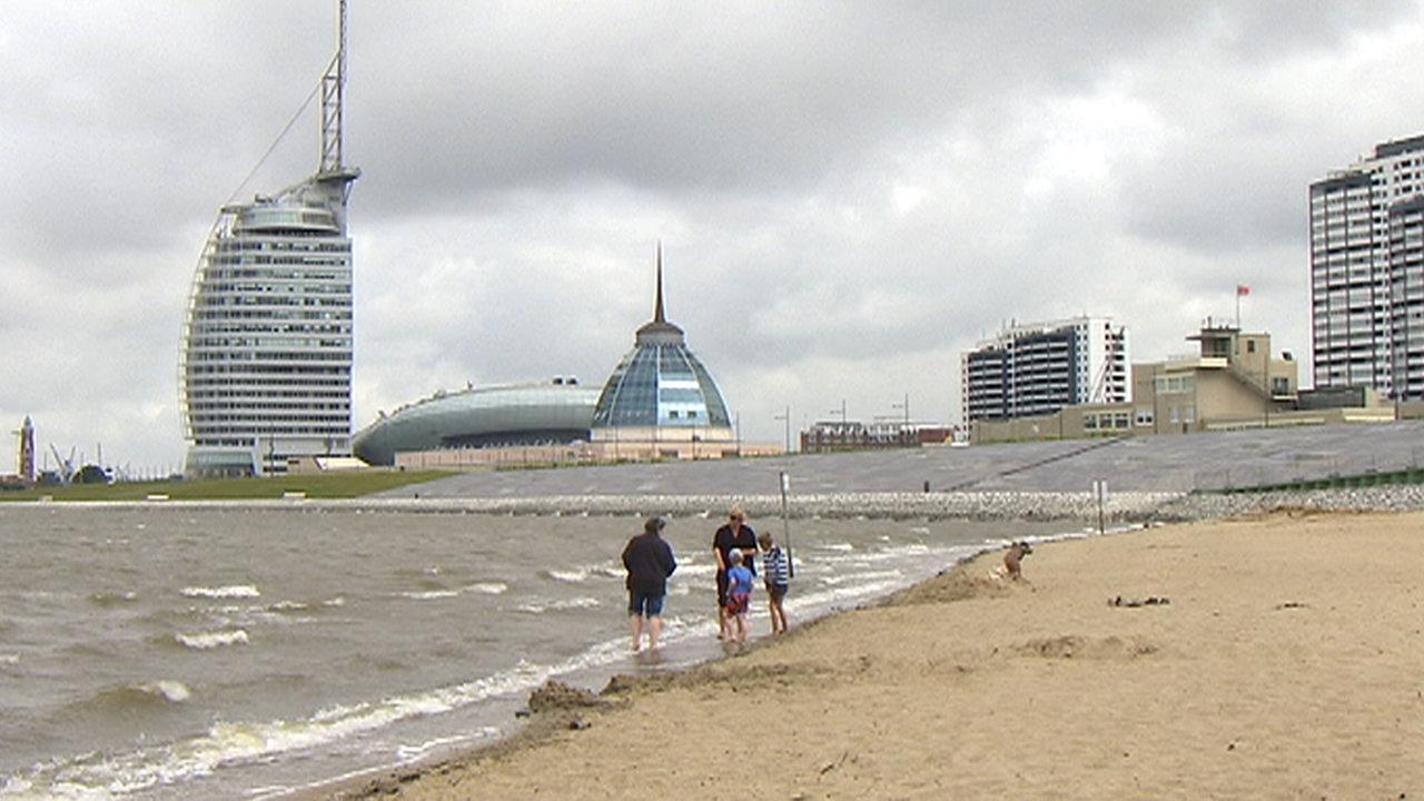Dünen bremerhaven strand Grün wohnen
