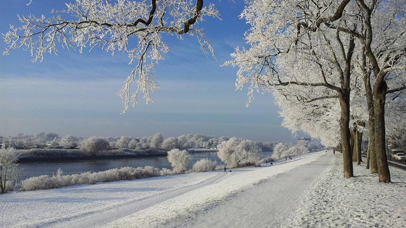 Weiße Weihnachten.So Stehen Die Chancen Auf Weiße Weihnachten In Bremen Buten Un Binnen